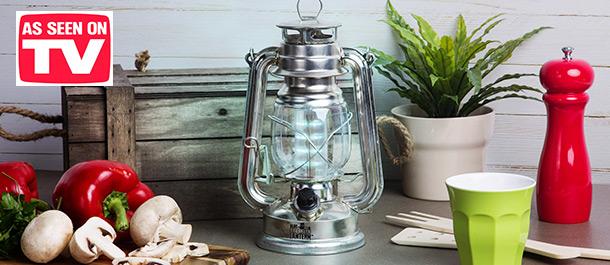 Olde Antique-Style Brooklyn Lantern