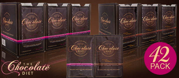 Chocolate Diet Bulk Pack