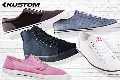 Kustom Men's & Women's Footwear