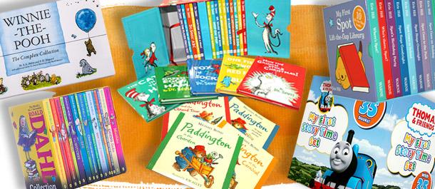 Massive Kids' Book Sale