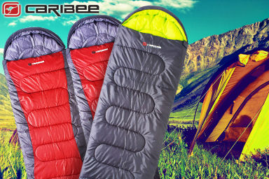 Caribee Sleeping Bag Clearout