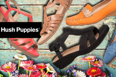 Hush Puppies Summer Styles