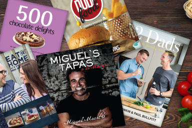 Must-Have Cookbooks For Your Kitchen