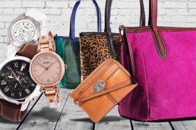Fossil Watches & Handbags