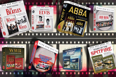 Book & DVD Sets