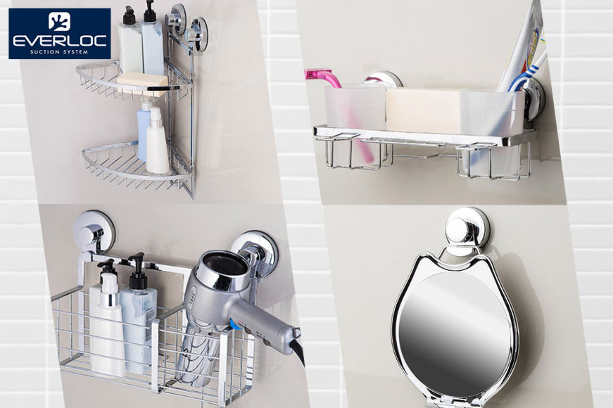Makeover Your Bathroom With Everloc