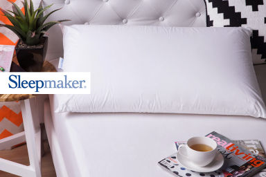 SleepMaker Essence Latex Pillow