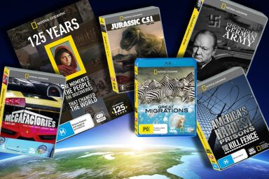 National Geographic DVDs