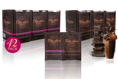 The Chocolate Diet Bulk Pack - Up To 87% Off