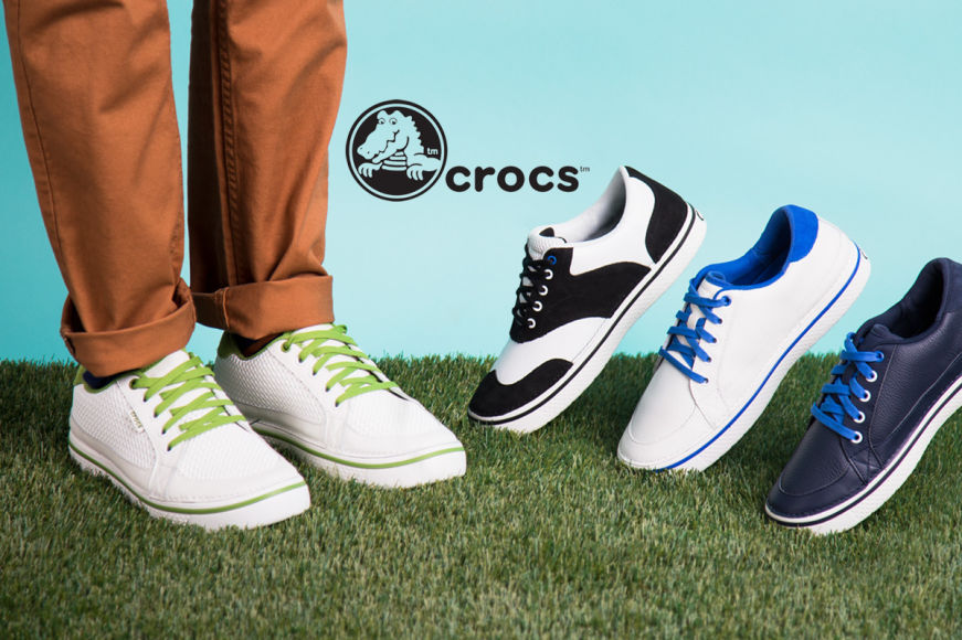 Crocs Men's Golf Shoes