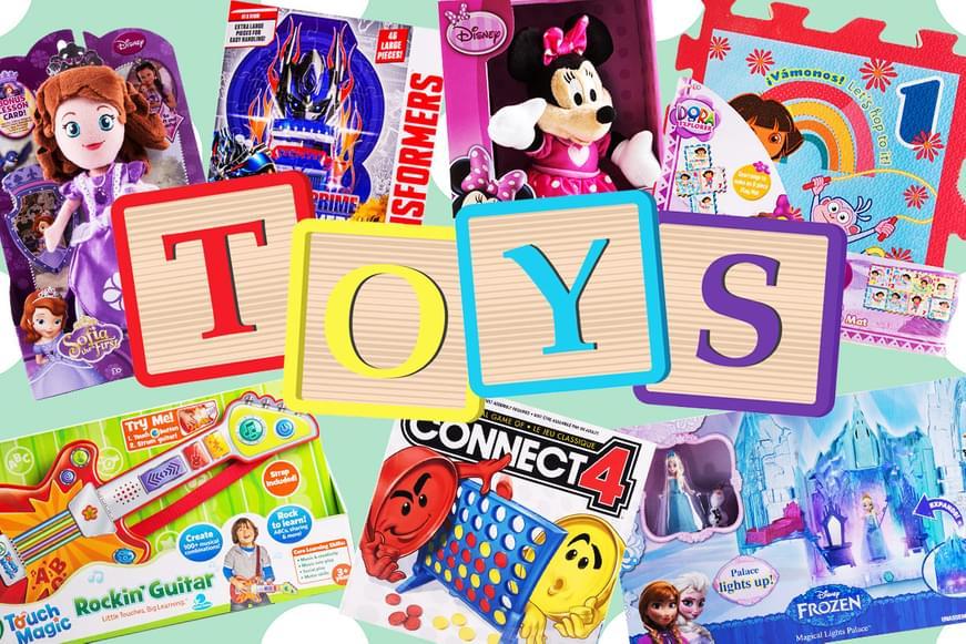 All-In Toys Bonanza