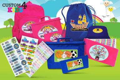 Personalised Kids' Packs