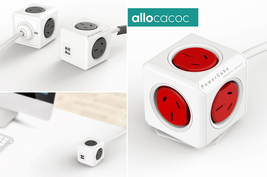 Allocacoc PowerCubes