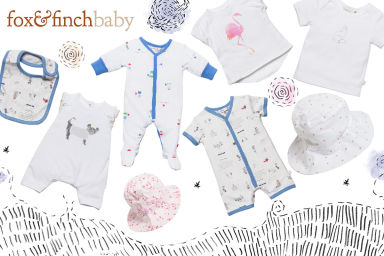 Fox & Finch Baby Apparel