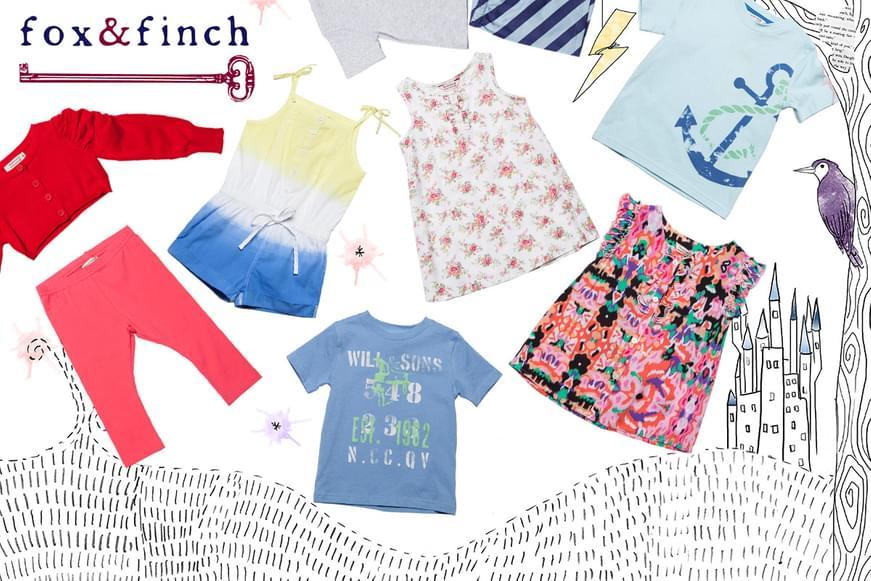 Fox & Finch Kids' Apparel