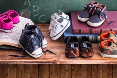 Ralph Lauren Baby & Toddler Footwear