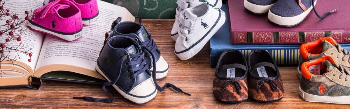 Ralph Lauren Baby & Toddler Footwear