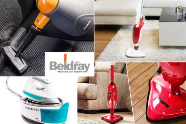 Beldray Steam Cleaners