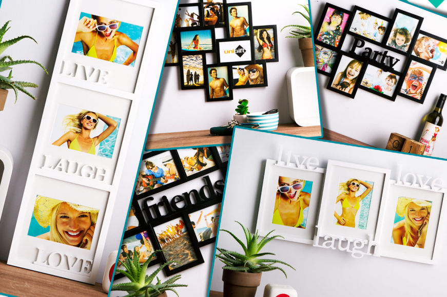 Collage Frames For All