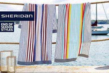 Sheridan Beach Towels
