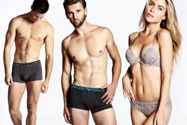 Designer Men's & Women's Underwear