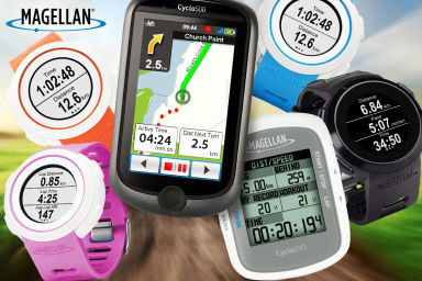 Magellan Smartwatches & Cyclo GPS Devices