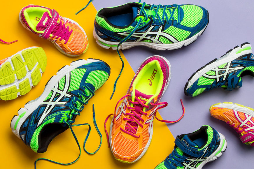 ASICS Footwear For Kids