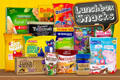 Kid's Lunchbox Snacks