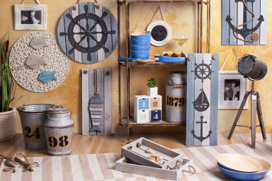 Nautical Decor Pieces