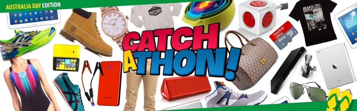 Catchathon 2015 Mega Deals