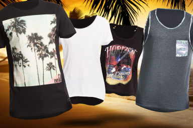 Summertime Sale: Casual Tees & Tanks