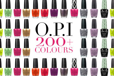 OPI Nail Lacquers Restocked