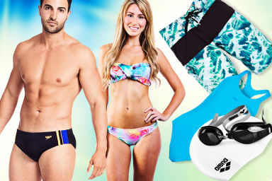 Summertime Sale: Swimwear