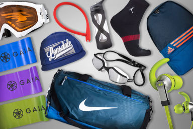 Sports Equipment Galore