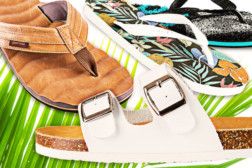 Summertime Sale: Thongs & Sandals
