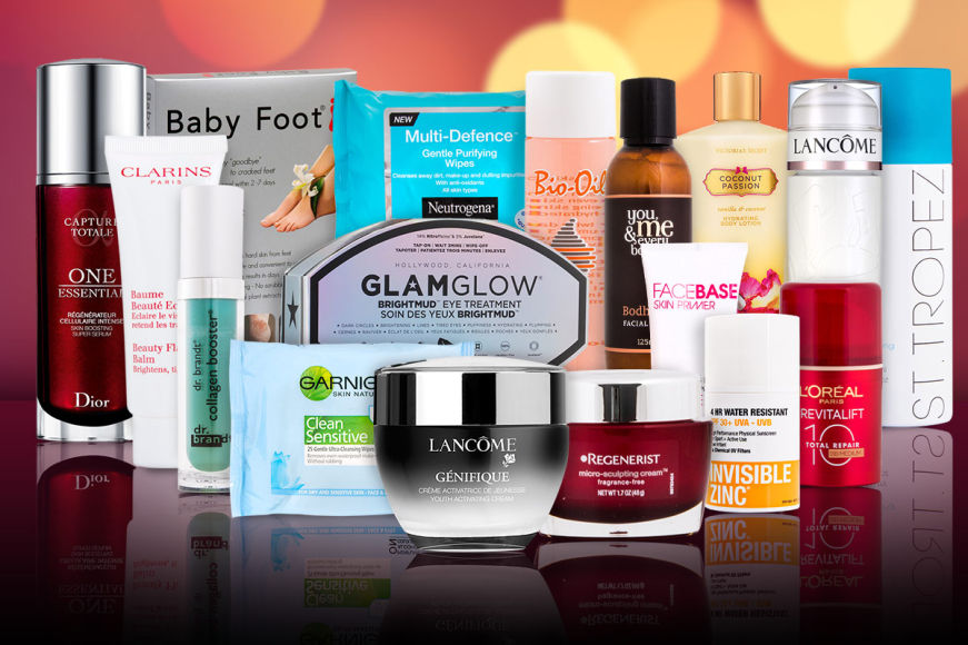 Top Brand Skincare Sale