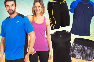 Sizzling Summer Activewear