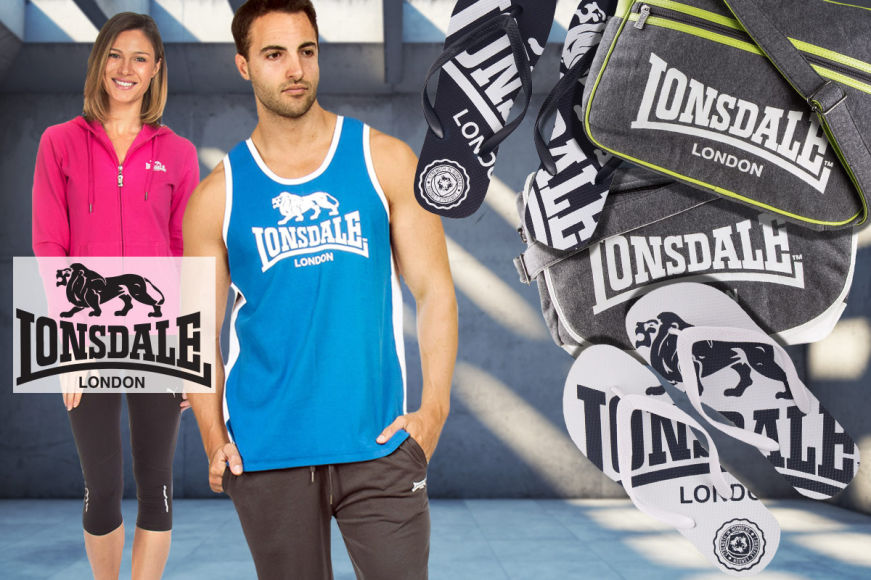Lonsdale Clothing & Accessories