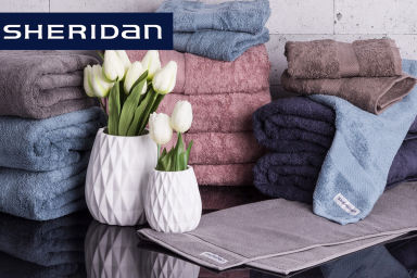 Sheridan Ryan Bath Towels, Mats & More!