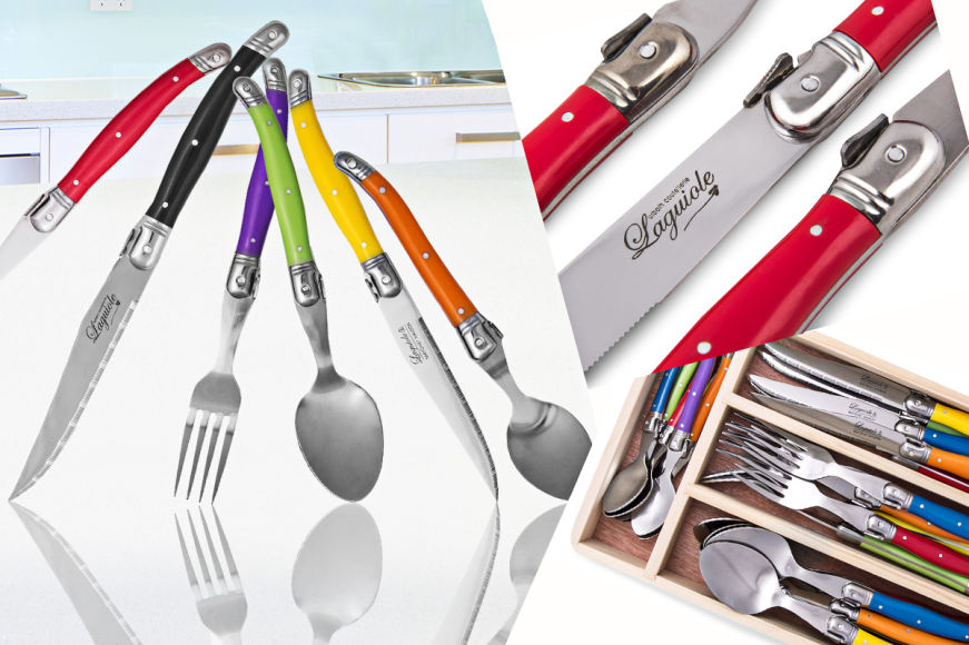 French-Inspired Cutlery Sets