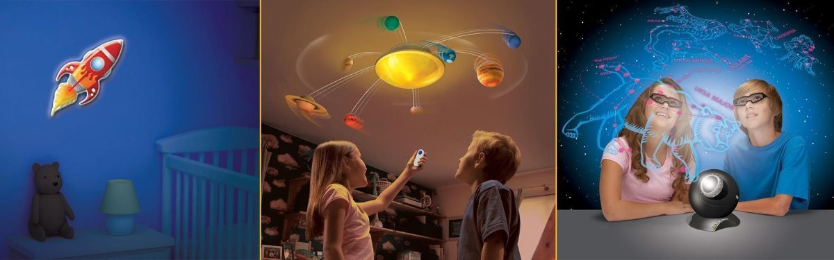 Decorative Lighting For Kids' Rooms