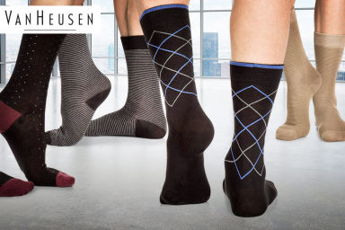 Van Heusen Socks For Men