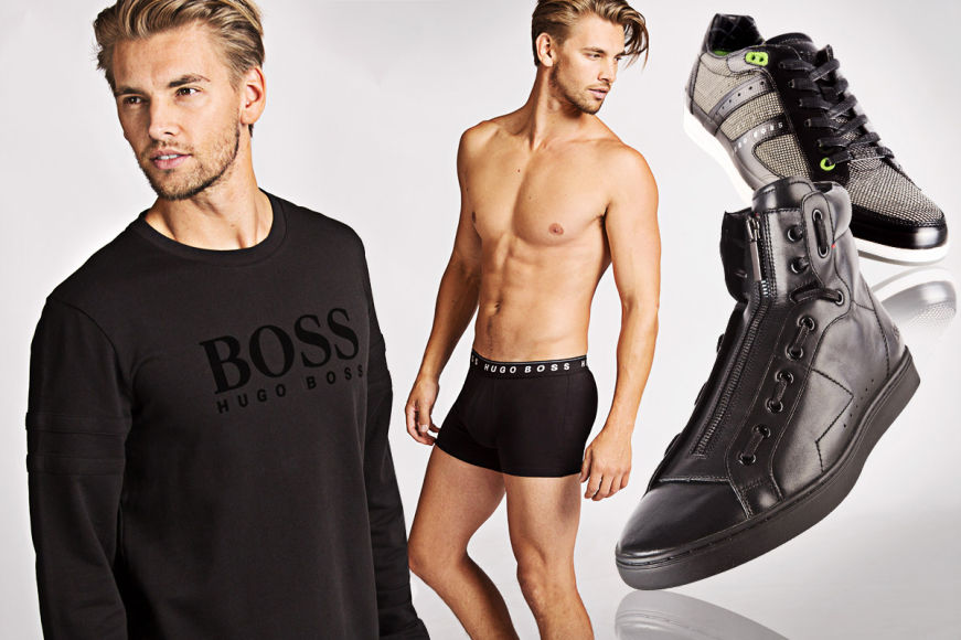 Hugo Boss Apparel & Footwear