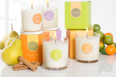 Aromatic Soy Candles For Home Or Office