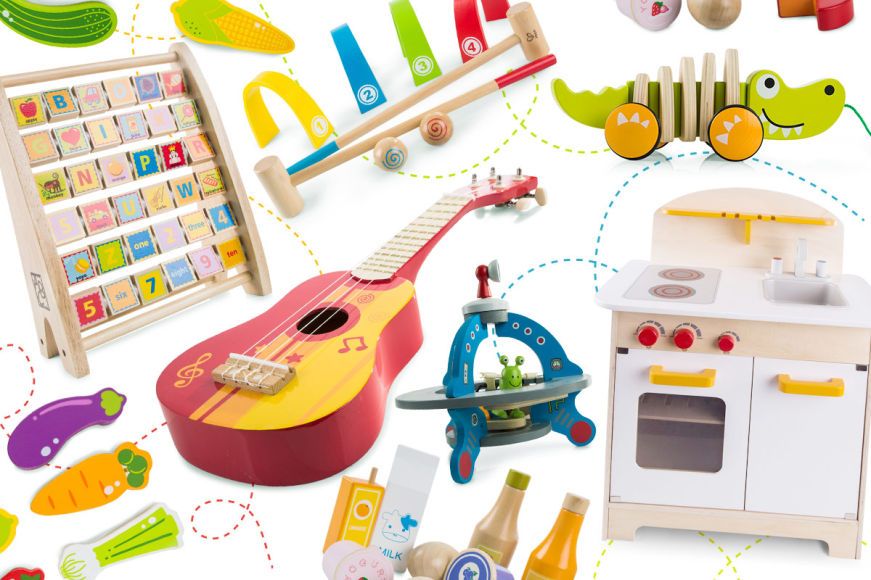 Hape Beautiful Wooden Toys