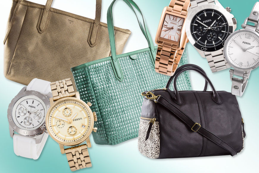 Fossil Bags & Watches