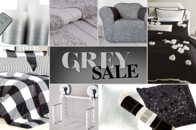 All Grey Everything Sale