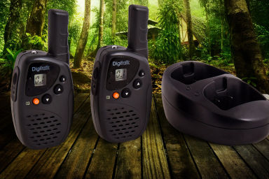 80 Channel Two-Way Radios