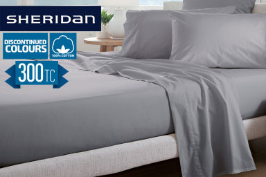 Sheridan 300TC Classic Percale Sheet Sets