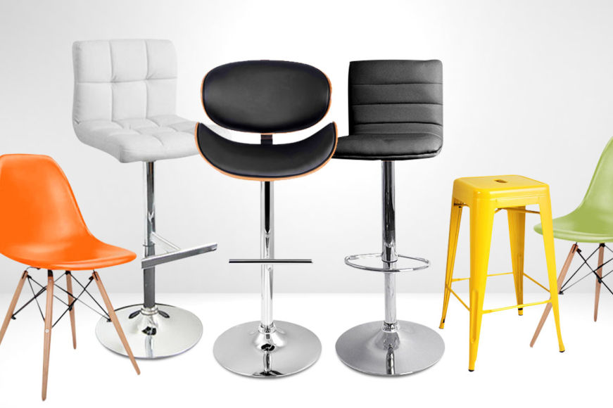 Take A Seat: Bar Stools & Chairs